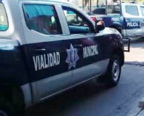 Ebrio se impacta contra las barras | El Imparcial de Oaxaca