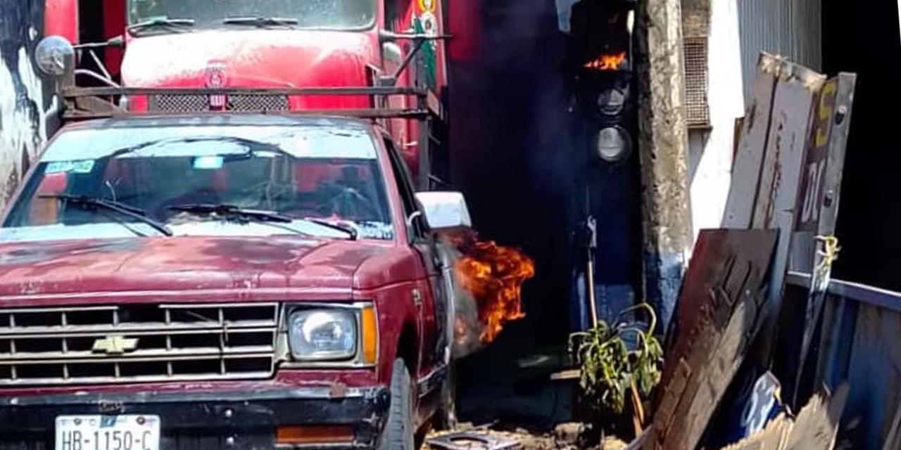 Arde taller de muelles en Villa de Etla   El Imparcial de Oaxaca