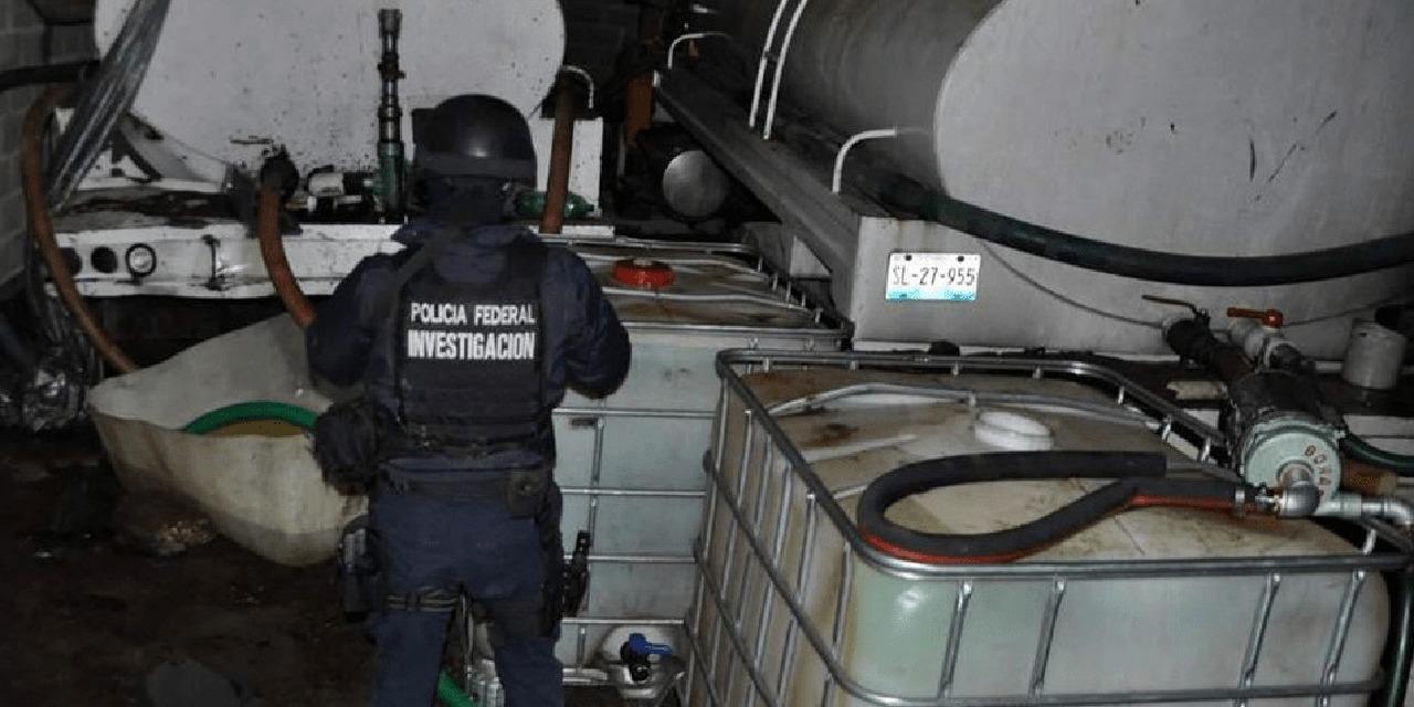 Detienen a presuntos huachicoleros en el Istmo Tehuantepec | El Imparcial de Oaxaca
