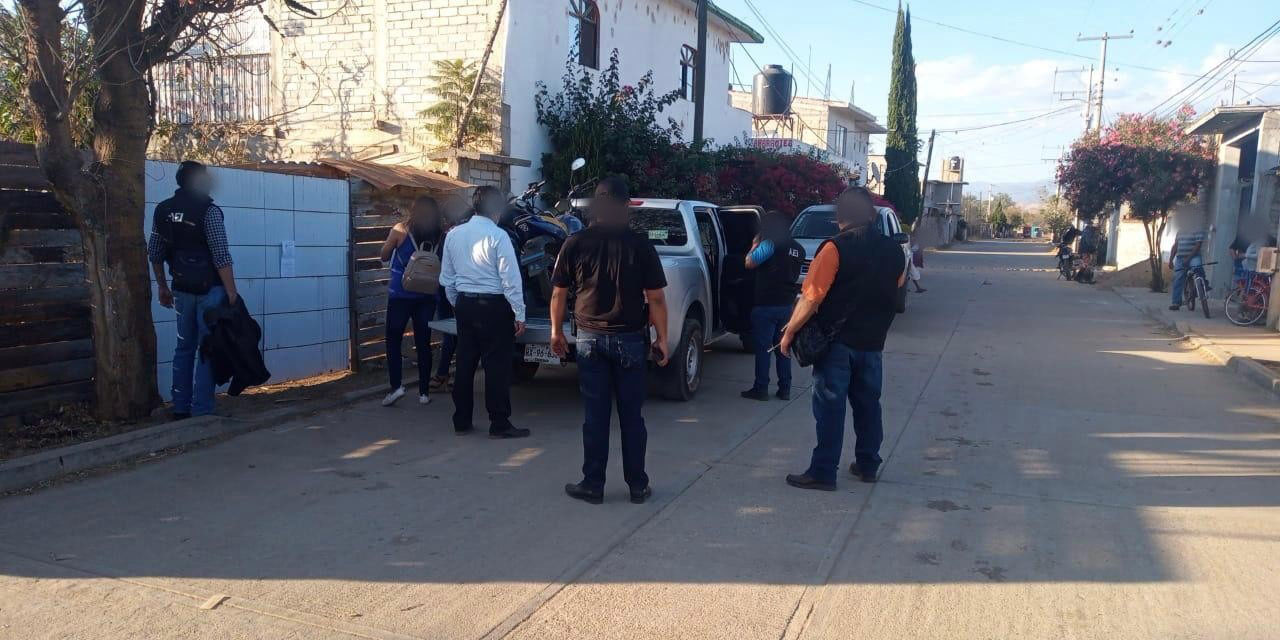 SSPO realiza cateo en San Raymundo Jalpan | El Imparcial de Oaxaca