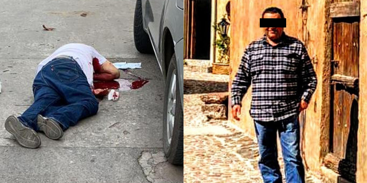 Muere al ser atacado con una navaja en el abdomen   El Imparcial de Oaxaca