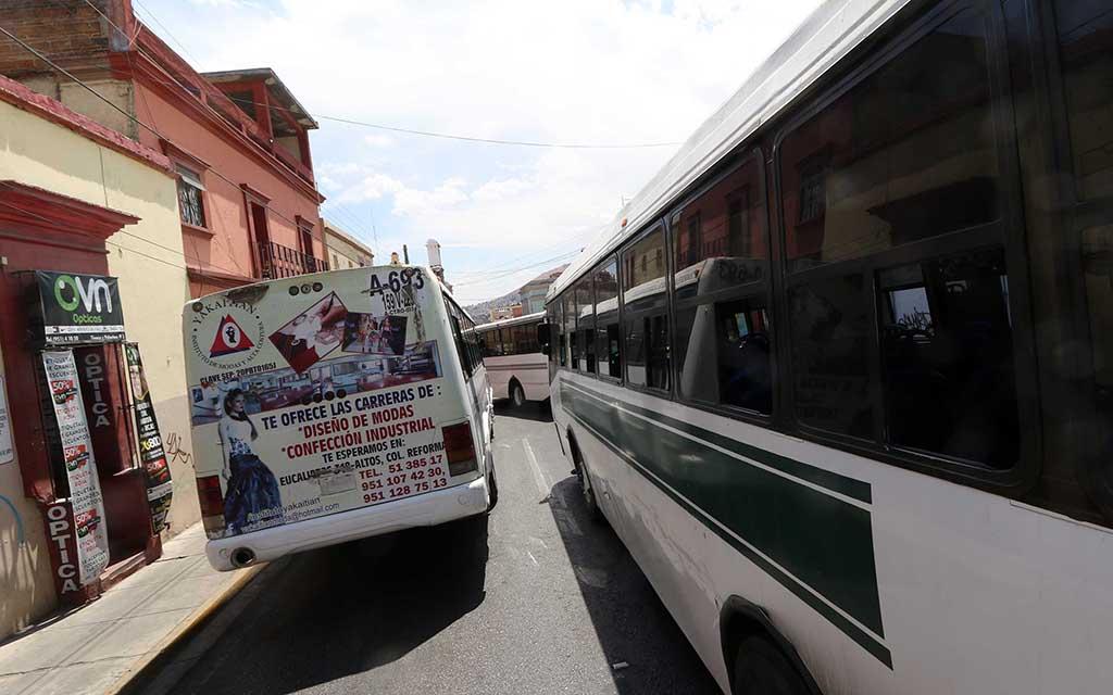 Transporte, principal fuente de contaminación en Oaxaca | El Imparcial de Oaxaca