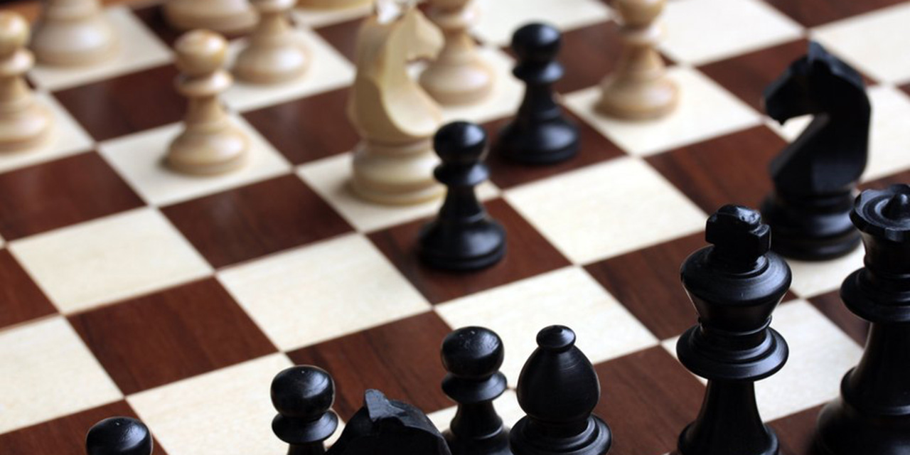 Néstor Cofre, asume el trono de ajedrez | El Imparcial de Oaxaca
