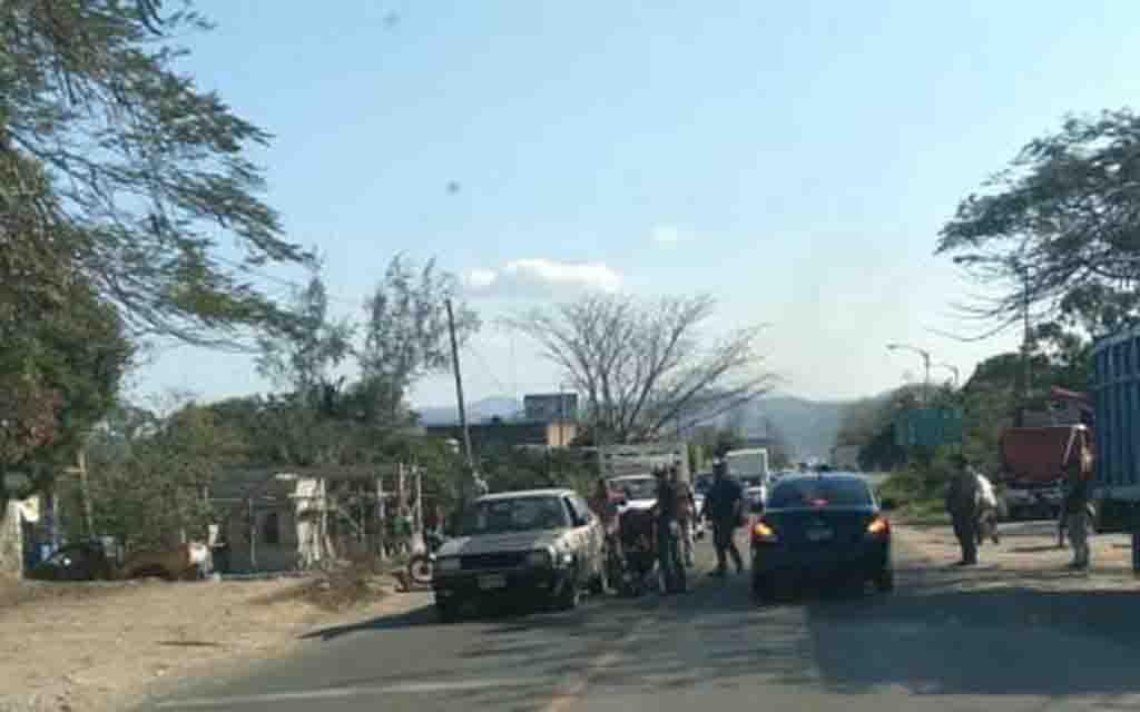 Se estampa contra Jetta | El Imparcial de Oaxaca