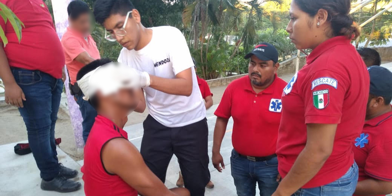 Rescate SOS cumple 10 años de brindar auxilio en la Costa | El Imparcial de Oaxaca