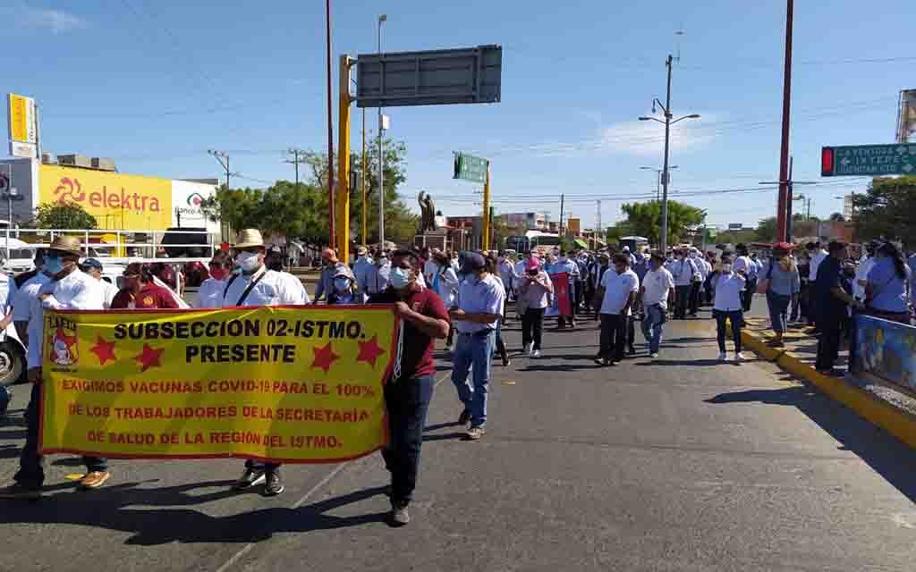 Anuncia sector salud diversas movilizaciones | El Imparcial de Oaxaca