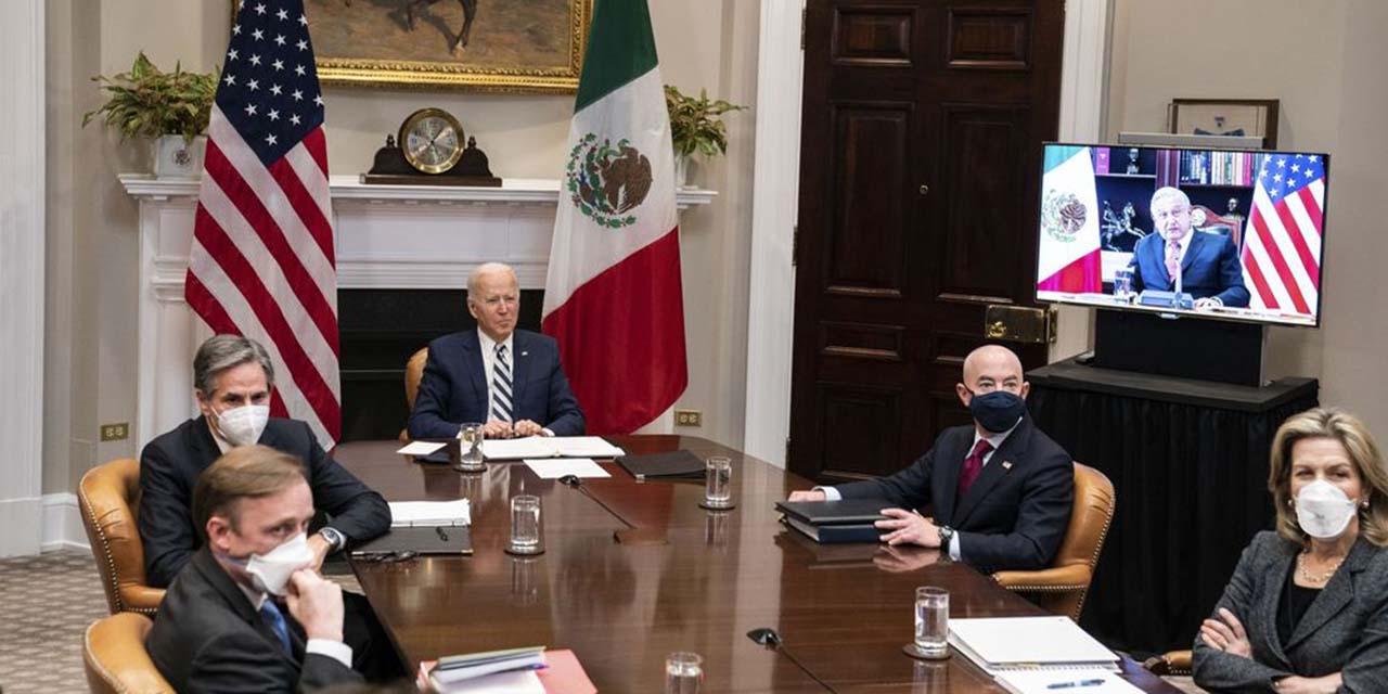 AMLO invita a Biden a recorrer caminos rurales en Oaxaca | El Imparcial de Oaxaca