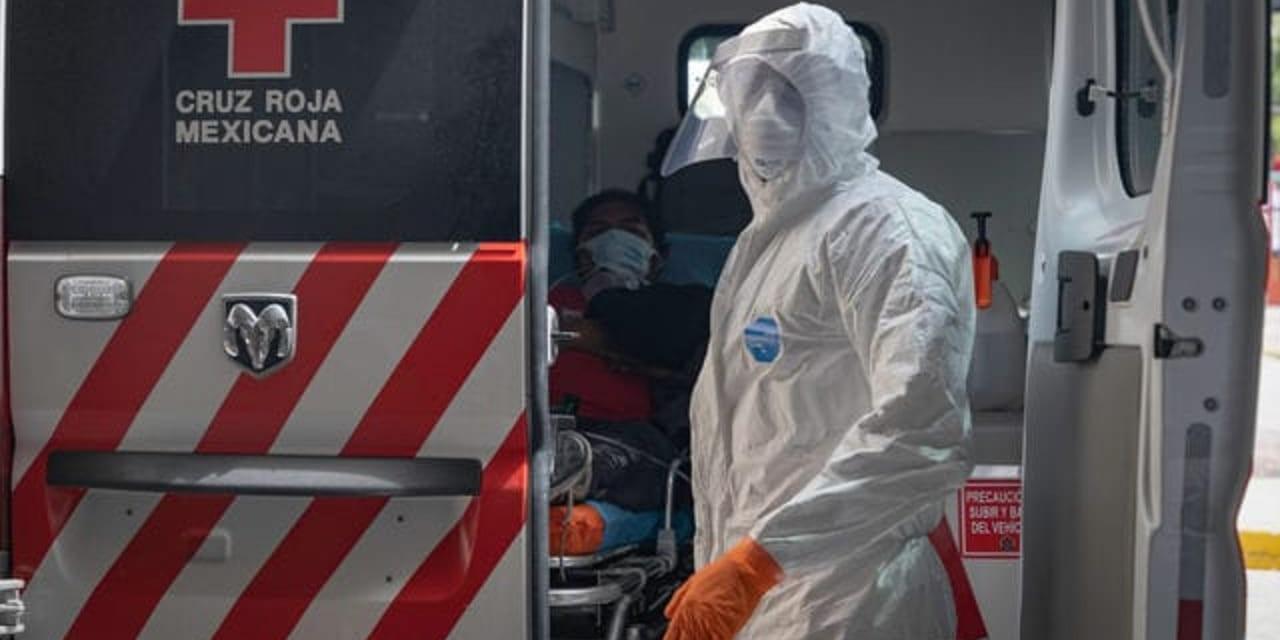 Sin fecha vacunación anticovid a personal de Cruz Roja y sector privado   El Imparcial de Oaxaca