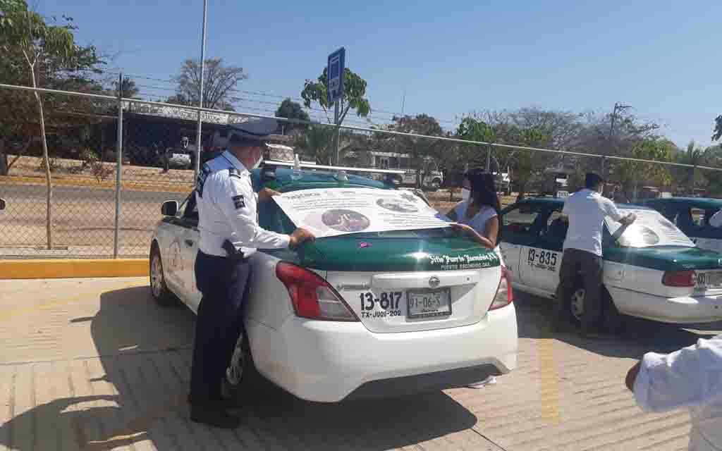 Redoblan esfuerzos ante incremento de accidentes | El Imparcial de Oaxaca