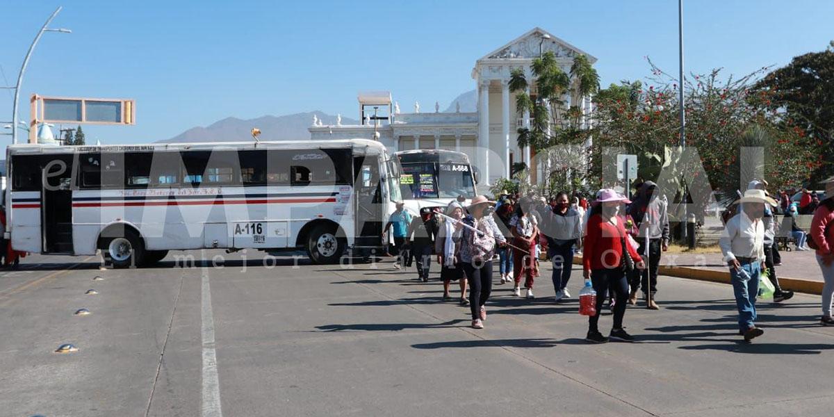 FPR instala tres plantones en la capital oaxaqueña | El Imparcial de Oaxaca