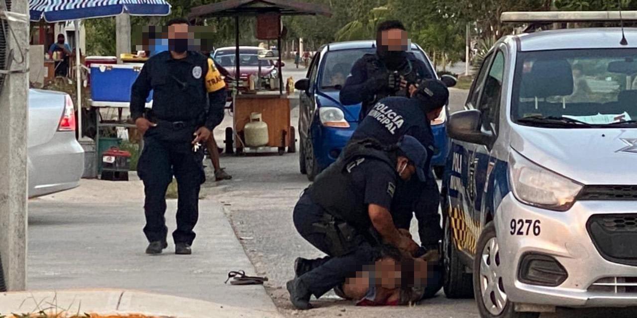 Muere mujer tras ser detenida por policías en Tulum, Quintana Roo   El Imparcial de Oaxaca