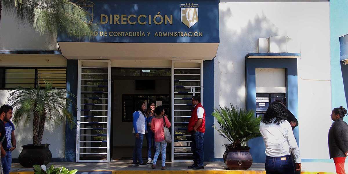 Licenciaturas en Contaduría Pública y Administración de la UABJO, hacia la acreditación | El Imparcial de Oaxaca