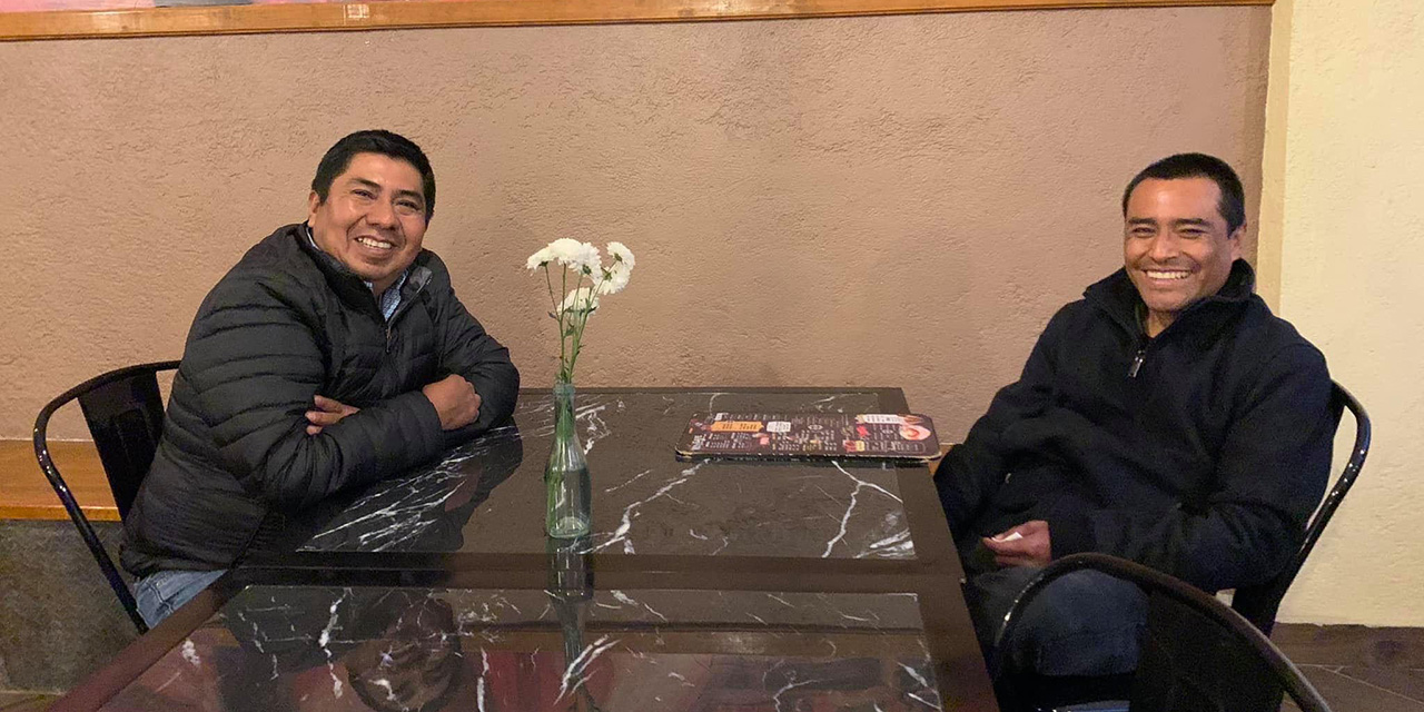 Festejan a Jaime Chávez Flores | El Imparcial de Oaxaca