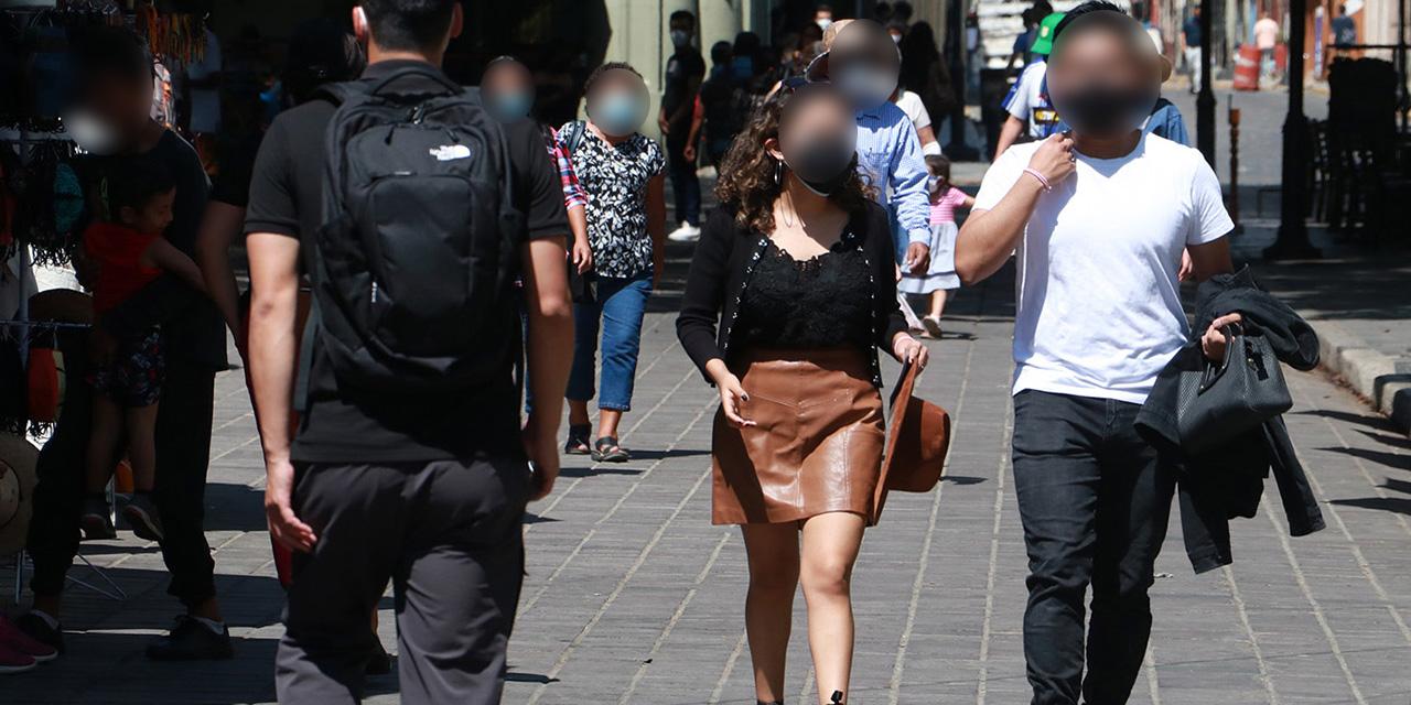 Inicia marzo con nueve decesos y 72 positivos de Covid-19 en Oaxaca | El Imparcial de Oaxaca