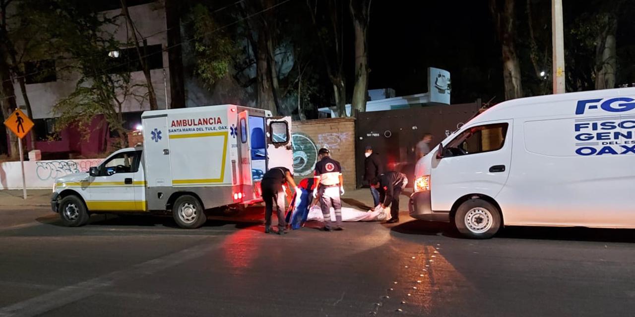 Asesinan a un hombre a puñaladas en El Tule | El Imparcial de Oaxaca