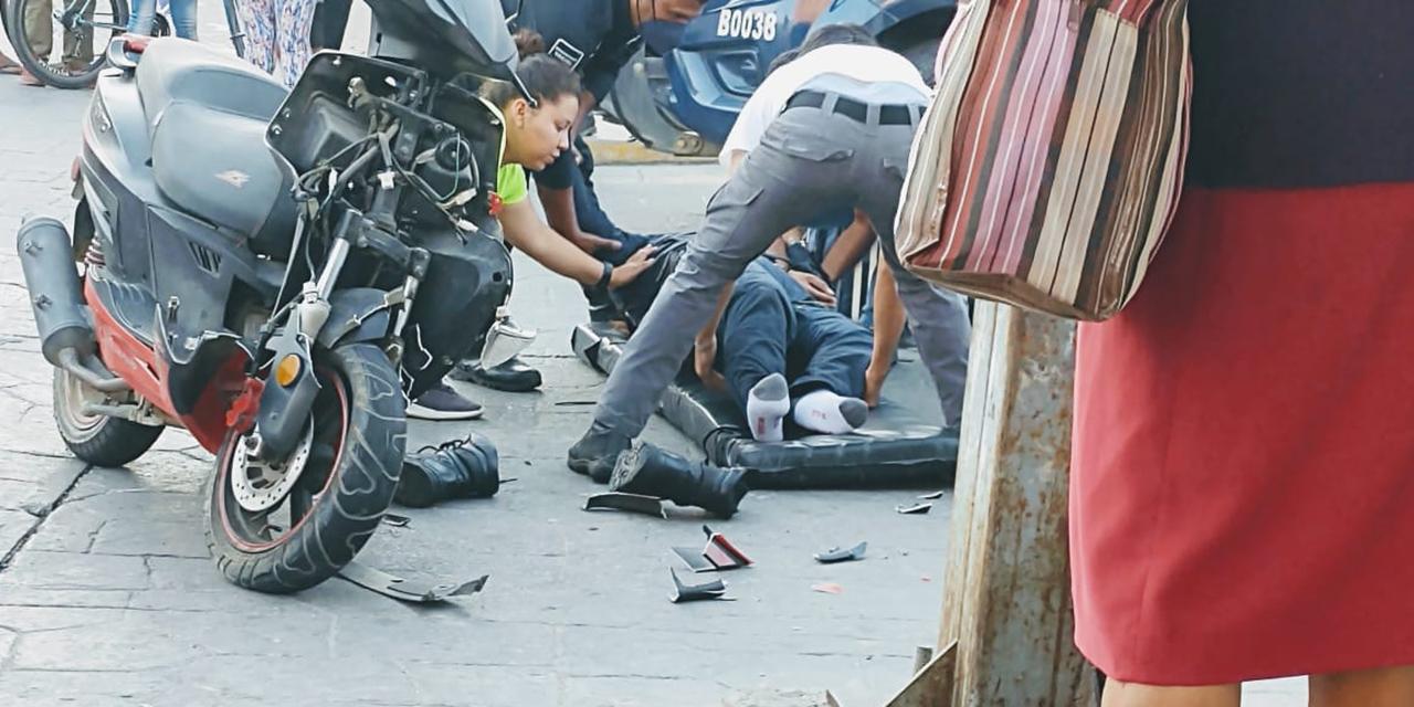 Atropellan a mujer policía en Pinotepa | El Imparcial de Oaxaca