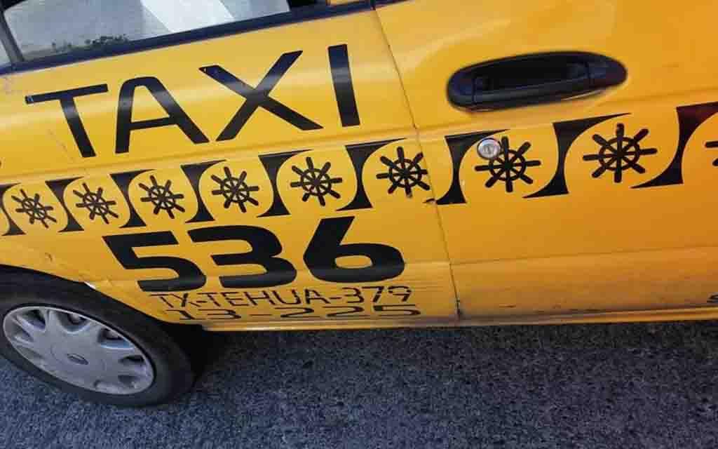 Denuncian cobro excesivo de taxista en Salina Cruz   El Imparcial de Oaxaca