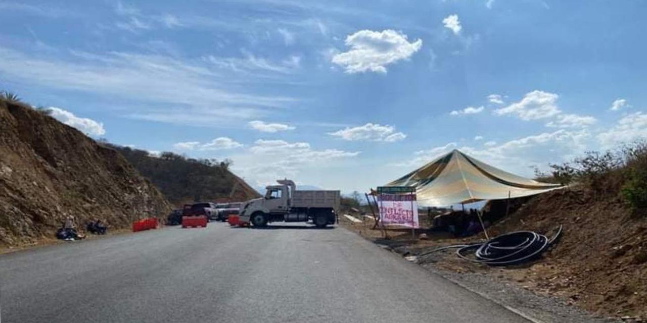 Levantan bloqueo en San Vicente Coatlán tras 15 días | El Imparcial de Oaxaca