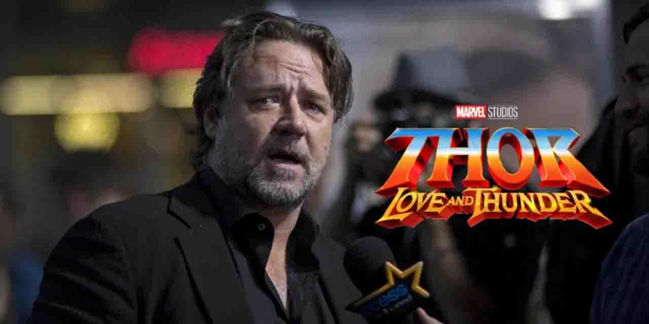 Russell Crowe se une a Marvel y aparecerá en Thor: Love and Thunder | El Imparcial de Oaxaca