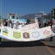 Normalistas marcharon en la capital para entregar pliego petitorio