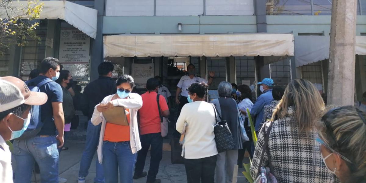 Usuarios acusan demora en atención y riesgos en Subdelegación de prestaciones del ISSSTE   El Imparcial de Oaxaca