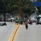Inician bloqueos repartidores de Uber, Didi y Rappi en Periférico, Av. Universidad y 5 señores