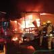 Más de 60 puestos calcinados deja incendio en mercado de Juchitán, Oaxaca