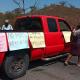 Habitantes de Jicayán bloquean la carretera Pinotepa-Acapulco