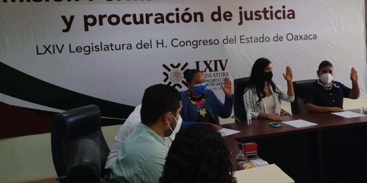 Envía Gobernador terna para la titularidad de la Fiscalía | El Imparcial de Oaxaca