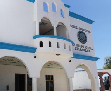 Llegan a buenos acuerdos autoridades de San Mateo Sosola y Santa Lucía Sosola, Oaxaca