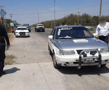 Fuerte choque deja 2 lesionados en Salina Cruz