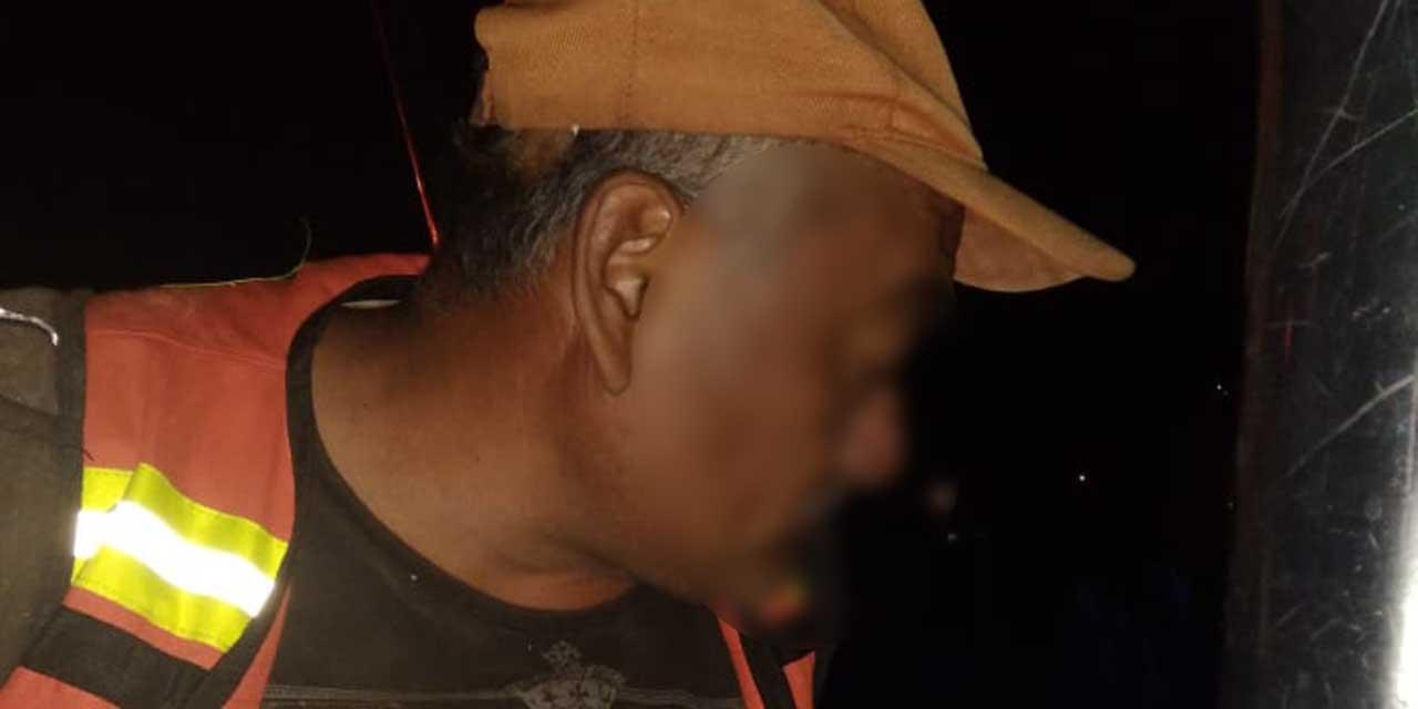 Detienen a un hombre en Zaachila tras presuntamente querer robarse a 3 niños | El Imparcial de Oaxaca