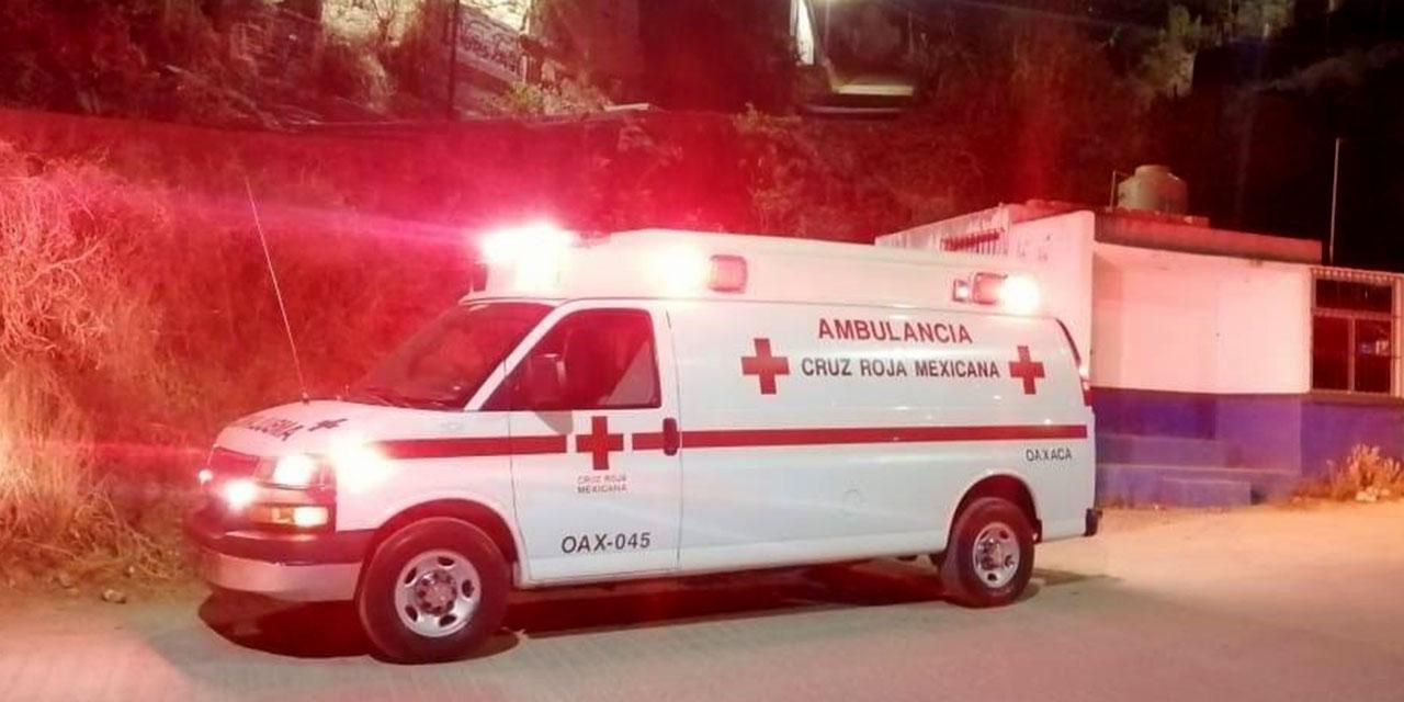 Lesionado con arma blanca tras asalto | El Imparcial de Oaxaca