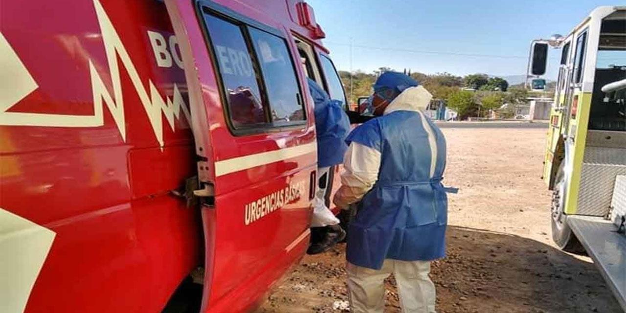 Violento sujeto golpea con un tubo a joven, en Huajuapan de León   El Imparcial de Oaxaca