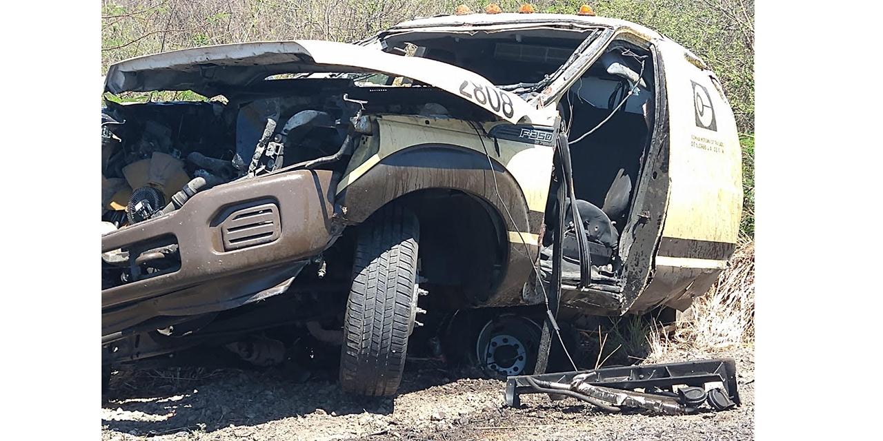 Volcadura mortal en camioneta de valores   El Imparcial de Oaxaca