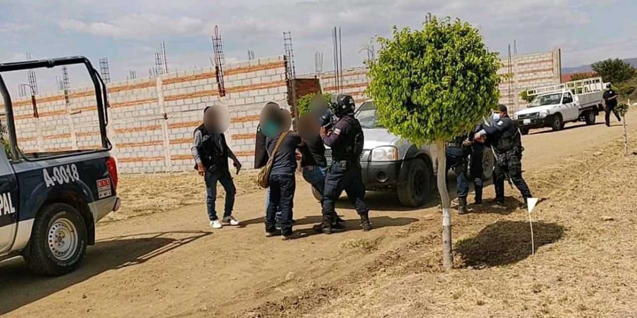 Se disputan predios a muerte en Ocotlán de Morelos   El Imparcial de Oaxaca