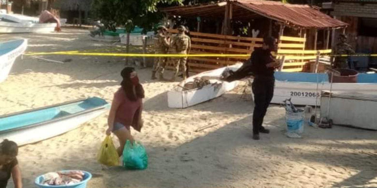 Ejecutan a balazos a un hombre en Puerto Ángel | El Imparcial de Oaxaca
