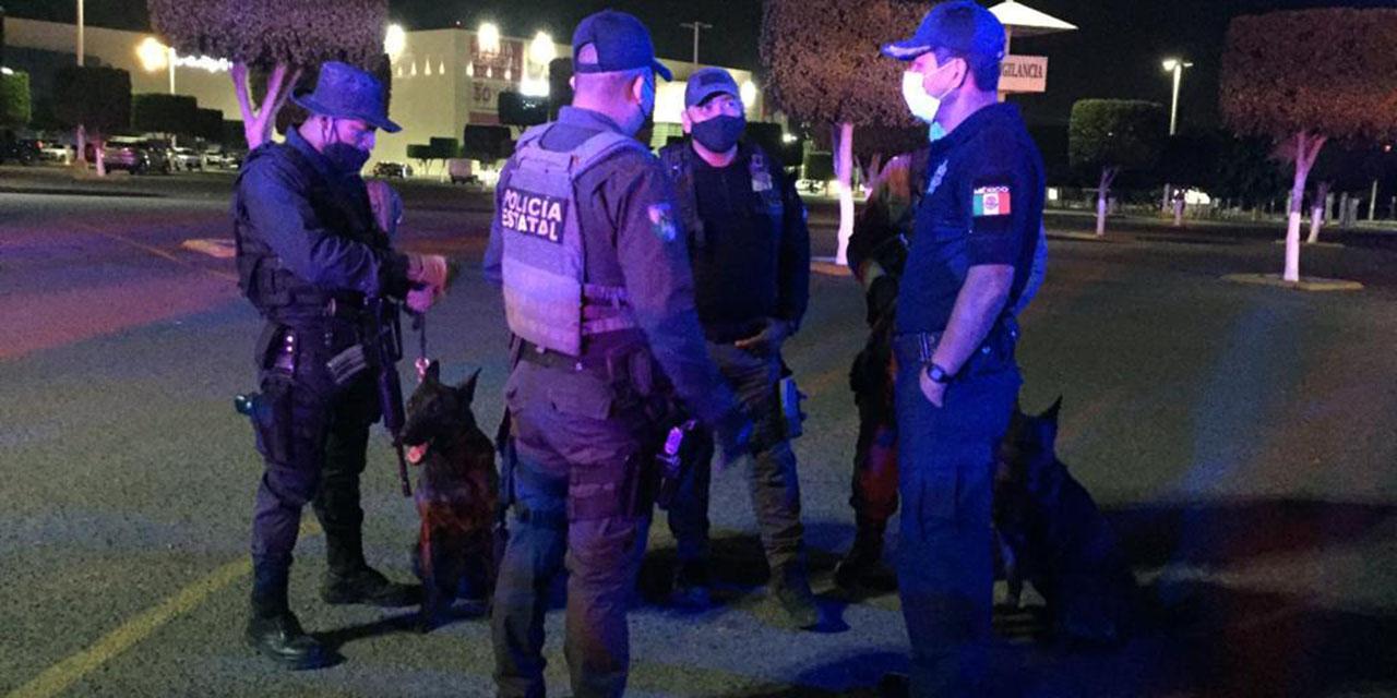 Detienen a sujetos armados y en posesión de drogas en San Antonio de la Cal | El Imparcial de Oaxaca