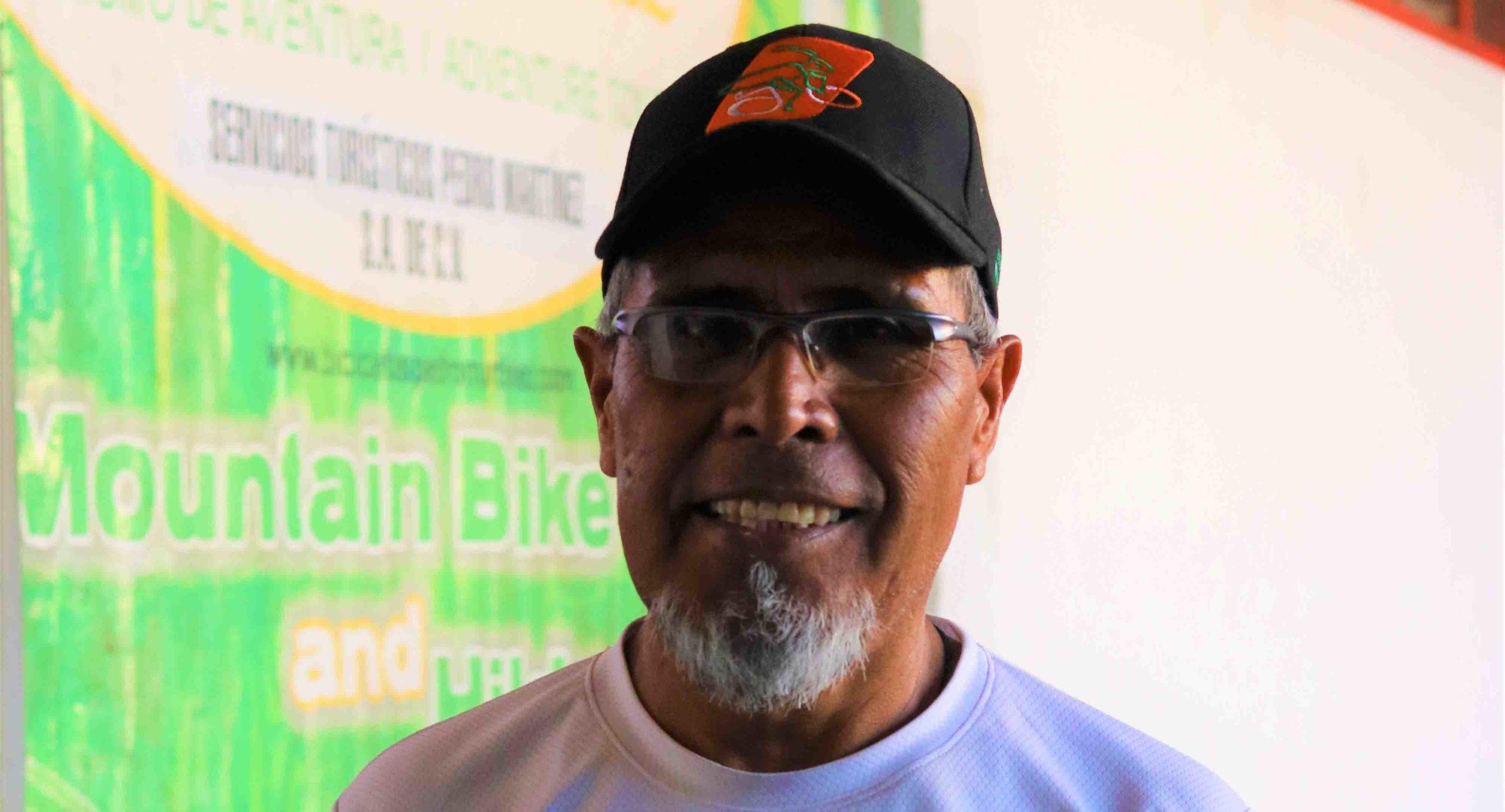 """Pionero del Ciclismo de Montaña, Pedro Martínez """"El Rey del Asfalto"""""""