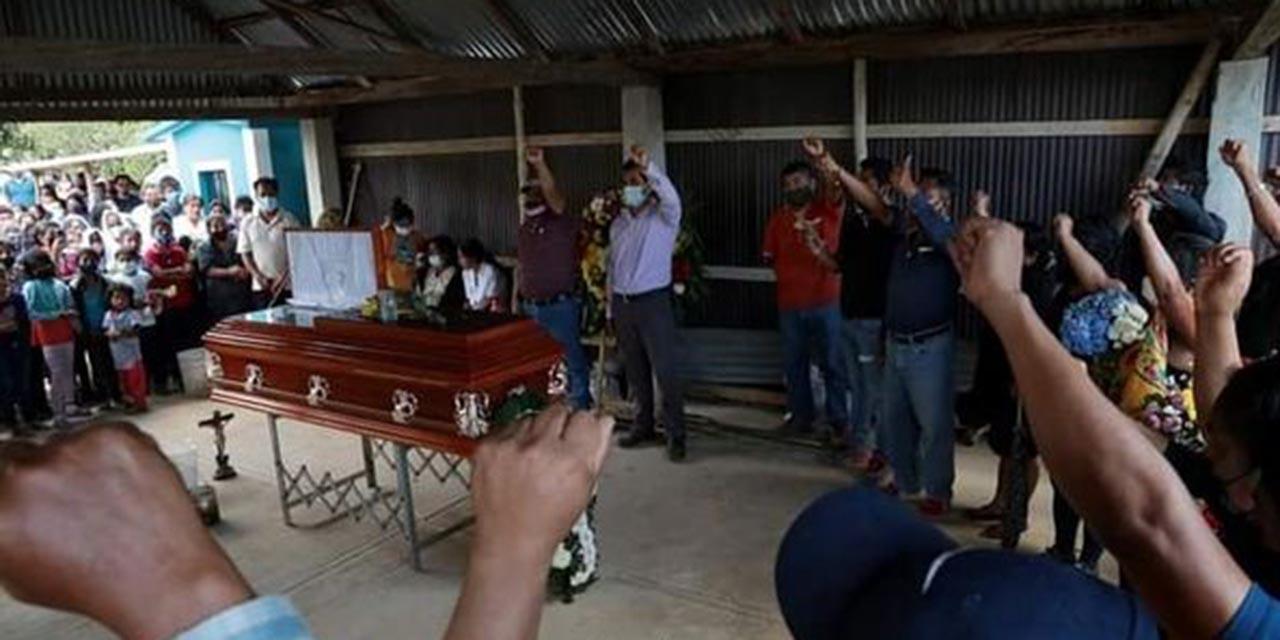 No cesa la violencia de género; asesinan a 4 mujeres a la semana   El Imparcial de Oaxaca