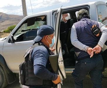 Califican como legal la detención de 10 presuntos secuestradores en Ocotlán