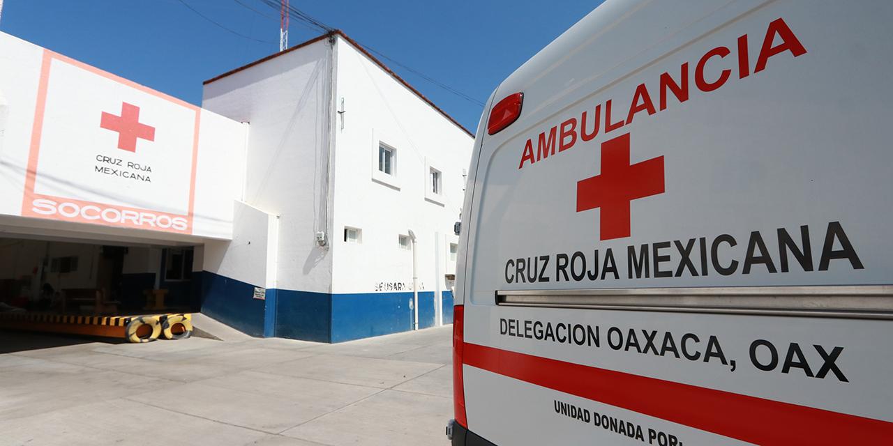 Cruz Roja se queda sin el  50% de sus voluntarios | El Imparcial de Oaxaca