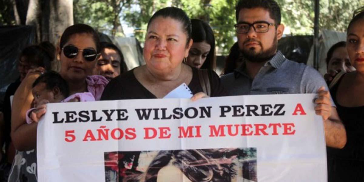 Detienen a presunto feminicida de Leslye Wilson | El Imparcial de Oaxaca