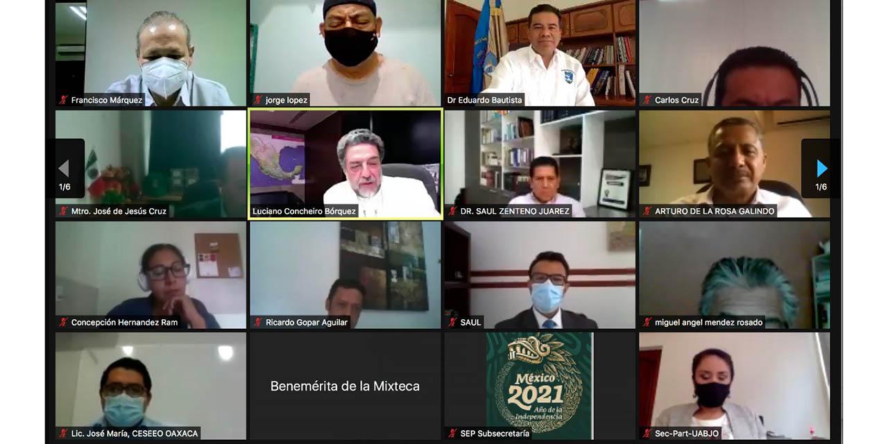 UABJO anfitriona del arranque nacional de difusión de Ley de Educación Superior | El Imparcial de Oaxaca
