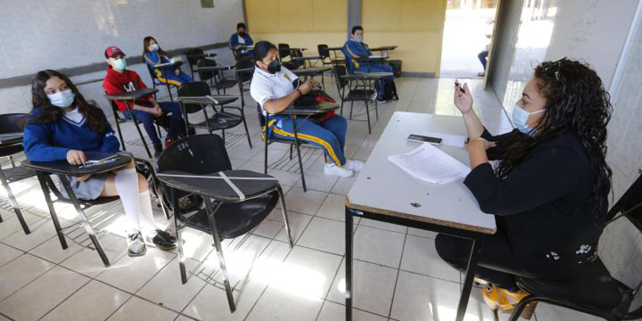 Podrían retomarse clases presenciales con semáforo amarillo en la CDMX   El Imparcial de Oaxaca