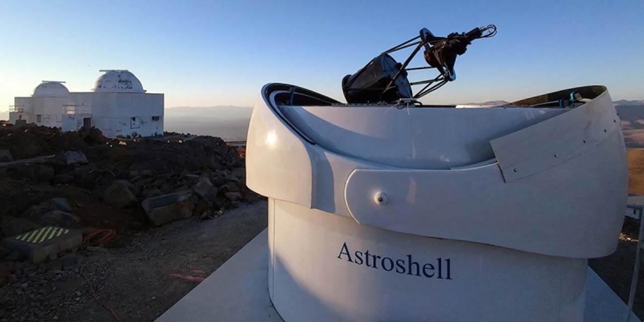 Conoce el telescopio que podría alertarnos sobre asteroides peligrosos | El Imparcial de Oaxaca