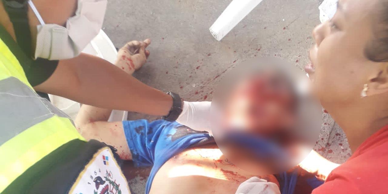 Aseguran a segundo homicida de Luis Ángel | El Imparcial de Oaxaca