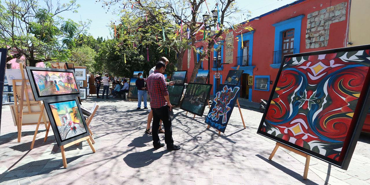 Se fragmenta el Jardín del Arte por presunto desvío de recursos | El Imparcial de Oaxaca