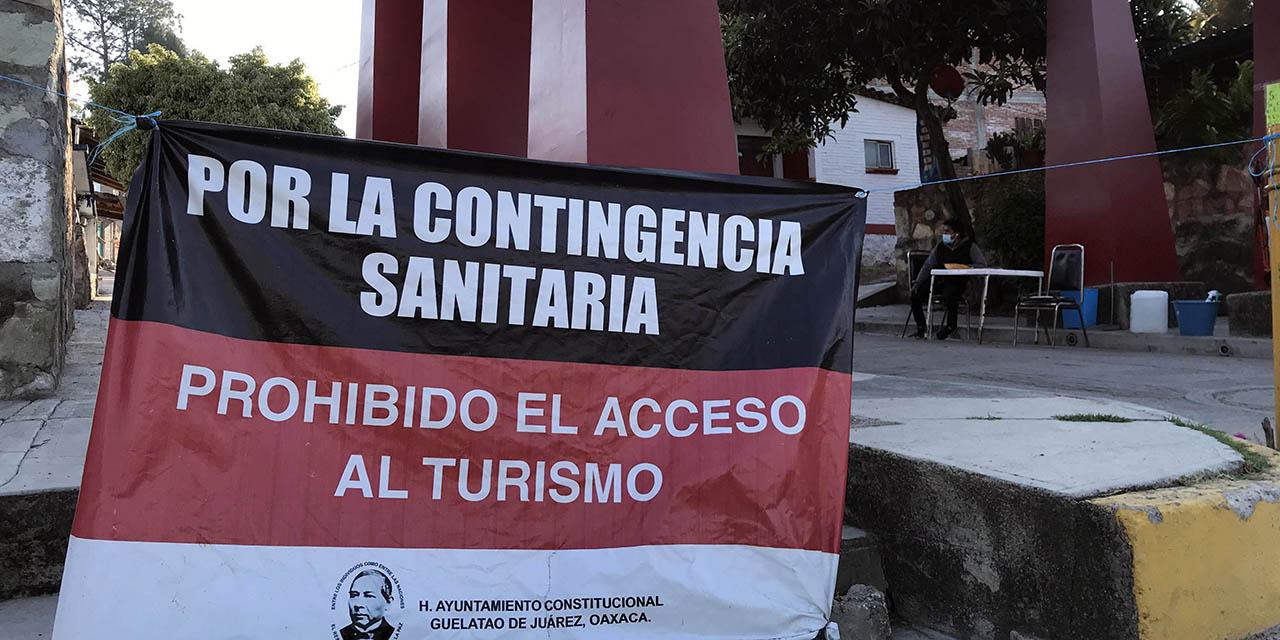 Cierran comunidades en Sierra Norte de Oaxaca a pesar del semáforo verde   El Imparcial de Oaxaca