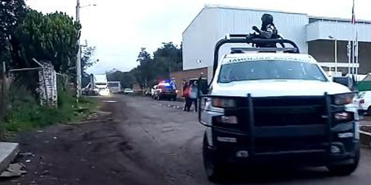 Atacan a brigada de vacunación contra covid-19 en Tangancícuaro, Michoacán   El Imparcial de Oaxaca
